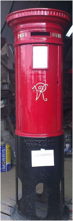 Gpo Letterbox